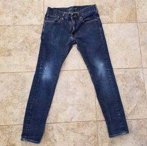 Old Navy Skinny Blue Jeans in Good Conditi…